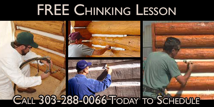 Log Home Maintenance and Supply