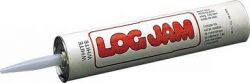 Log Jam Chinking Dark Brown (1) 29 oz. Tube