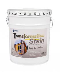 Transformation Log & Timber Brown Tone Light 5 Gallon