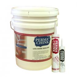 Perma-Chink Tan - 5 Gallon