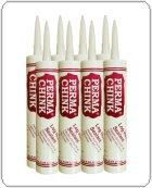 Perma-Chink White - case of (10) 30 oz. tubes