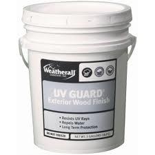 UV Guard 5 Gallon- Aspenwood