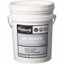 UV Guard 5 Gallon- Honey Brown
