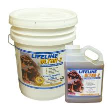 Lifeline Ultra-2 Walnut #865 - 5 Gallon