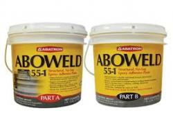Aboweld 55-1 Structural Epoxy Adhesive 2 Gallon