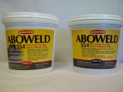 Aboweld 55-1 Structural Epoxy Adhesive 2 Quart