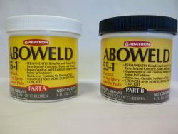 Aboweld 55-1 Structural Epoxy Adhesive 12 oz.