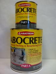 ABOCRETE- Structural Patching & Resurfacing Cement Large Kit (no sand)