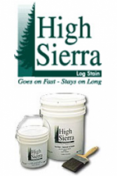 High Sierra Stain - Redwood 5 Gallon