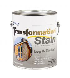 Transformation Log & Timber Brown Tone Dark 1 Gallon