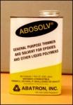 Abosolv Solvent - 1 Pint
