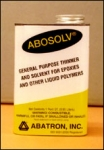 Abosolv Solvent - 1 Quart