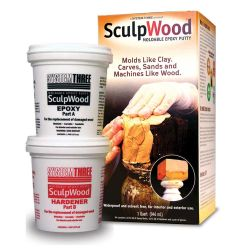 SculpWood Putty1 Quart