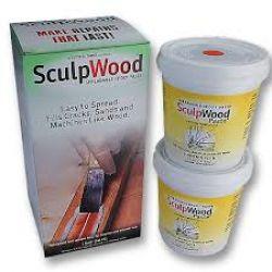 Sculpwood Paste  2 Quart