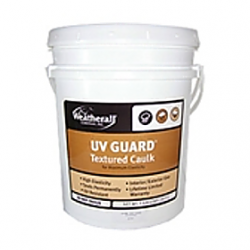 UV Guard Textured Caulk  - Yellowstone 5 Gallon