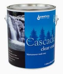 Cascade Exterior Clear Coat  1 gallon Matte