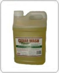 Cedar Wash 2.5 Gallon - 2.5 Gallons